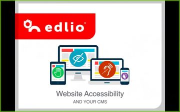 Edlio – CMS:  Communication Platform