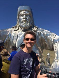 Greetings from Ulaanbaatar!