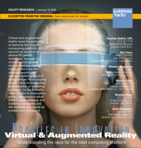 Virtual and Augmented Reality: Understanding the Race for the Next Computing Platform