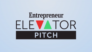 Entrepreneur Elevator Pitch | S3 Ep8: In The Sports Zone