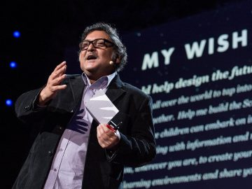 Sugata Mitra | The School in the Cloud