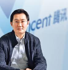 Mǎ HuàTéng——Tencent