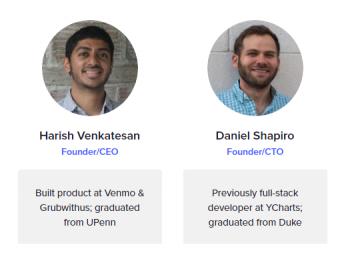 Harish Venkatesan & Daniel Shapiro – Designlab