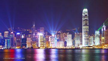 Late hello from Hong Kong