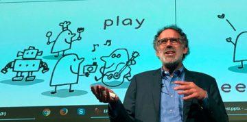 Mitchel Resnick – Scratch Game Creator