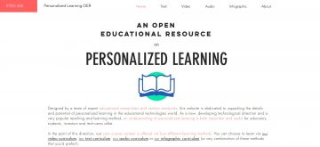 W09: Personalized Learning