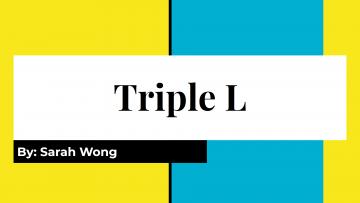 A3 – Triple L