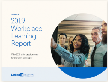 LinkedIn Learning's Workplace Learning Report