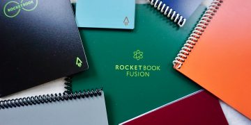 Rocketbook: A Reusable Notebook Alternative